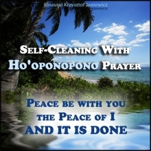 Ho'oponopono Prayer Self-Cleaning (Modlitwa i Mantra)