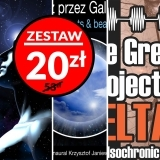 Super zestaw: Delta + Third Eye + Galaxy